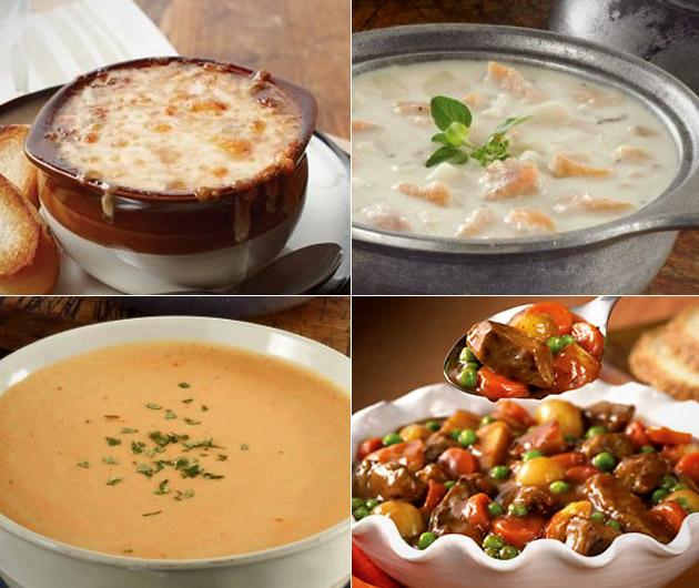 Send a Meal Soups