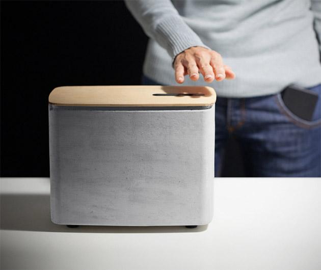 P.A.C.O. Bluetooth Speaker