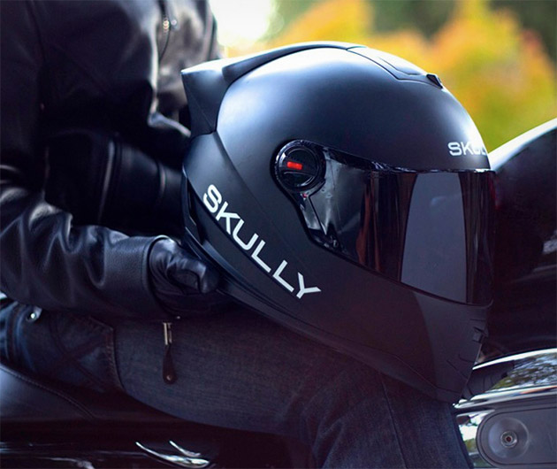 Skully P1 Heads-up Display Helmet