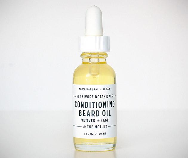 Herbivore Botanicals Conditioning Beard Oil