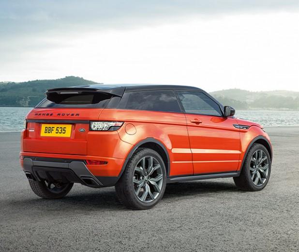 Land Rover Range Rover Evoque: 2015 Limited Edition Range Rover Evoque
