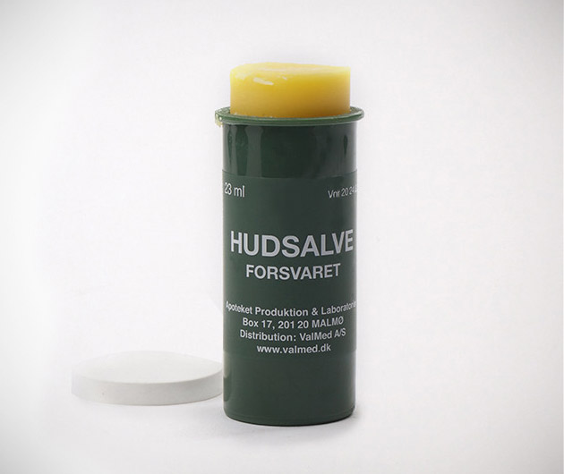 Husalve Swedish Military Lip Balm