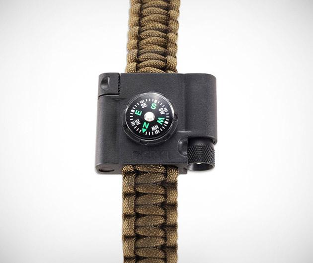 CRKT Survival Bracelet Tools