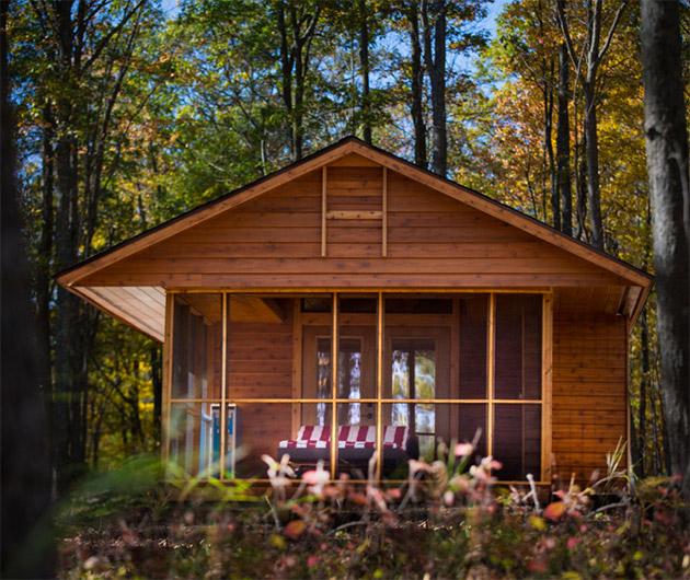 Escape Mobile Cabin
