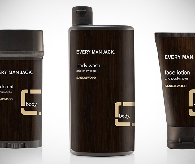 Every Man Jack Sandalwood