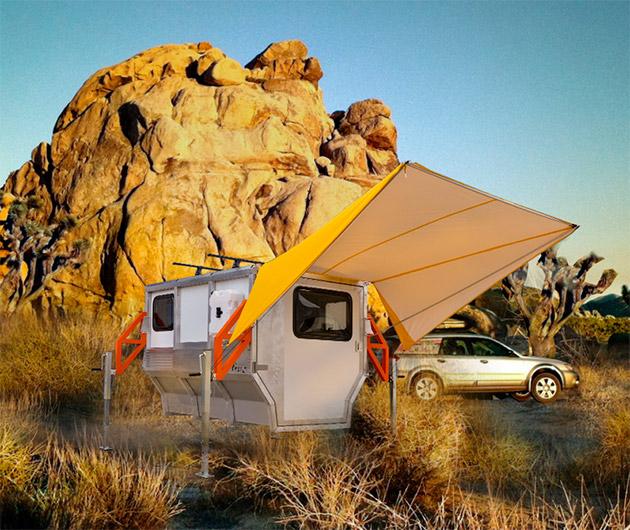 Firefly Micro Camper