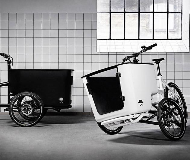 MK1 Cargo Trikes