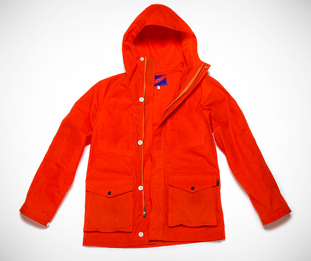 Best Made Waxed Anorak