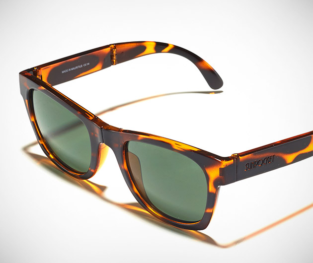 Sunpocket Foldable Sunglasses