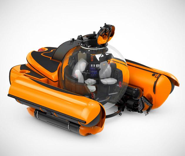 C-Explorer 3 Submersible