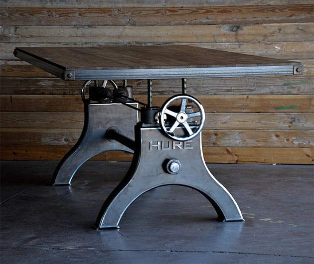 Hure Crank Table