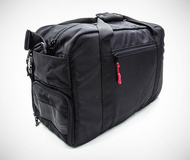 Gym Bag For Work: DSPTCH Gym/Work Bag