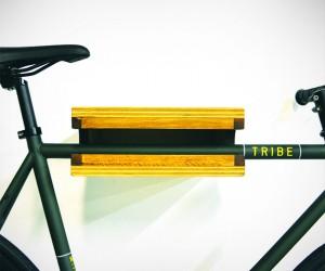 Red Hook Bike Shelf