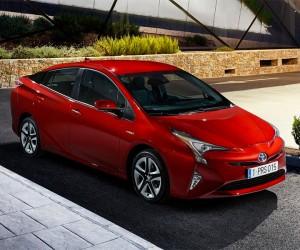2016 4th Gen Toyota Prius