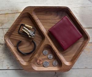 M&U Solid Wood Trays
