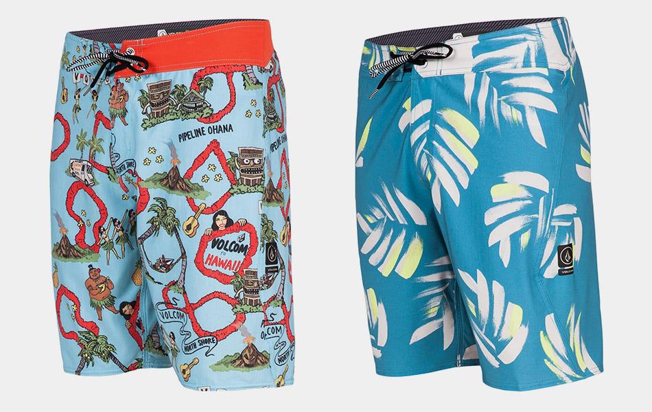 Volcom Mod-Tech Board Shorts