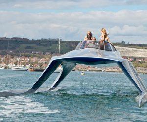 Glider Yacht Super Sports SS18