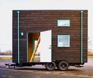 Bunk Box Tiny House DIY Plans