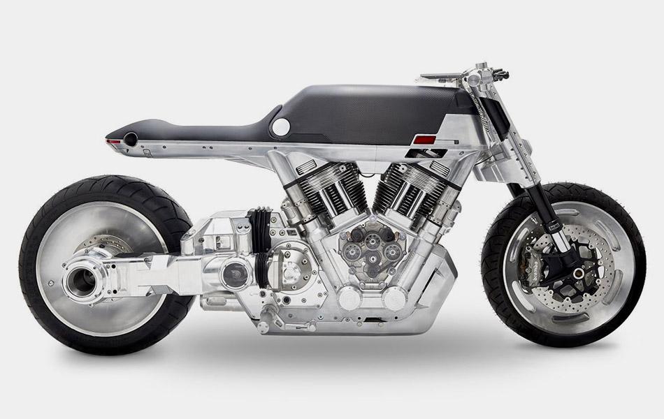 Vanguard Roadster Motorcycle