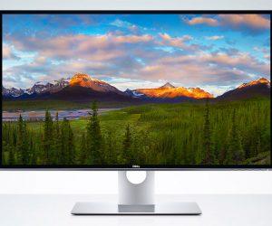 Dell UltraSharp 32 8K Display