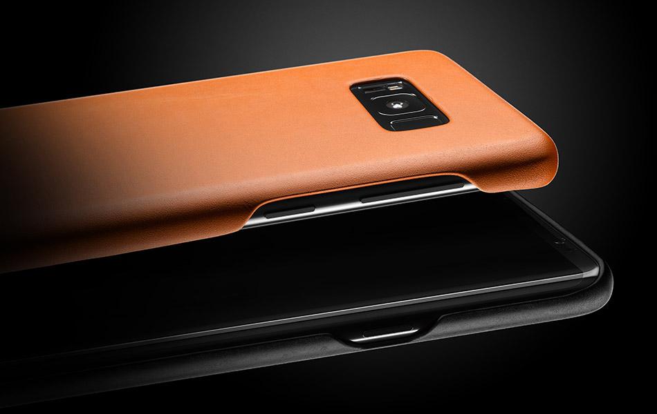 the best attitude f4306 9e792 Mujjo Samsung Galaxy 8 Plus Case | GearCulture