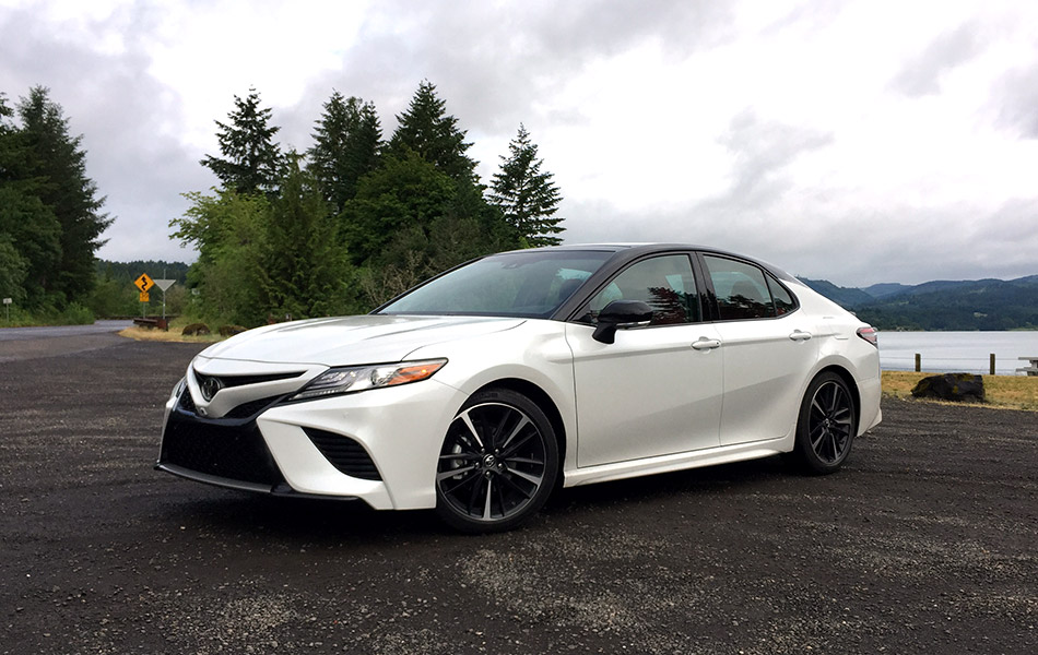 2018 Toyota Camry Gearculture