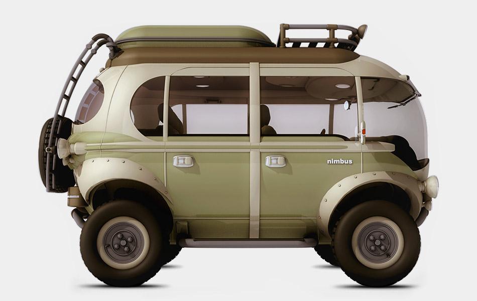 Nimbus E-Car