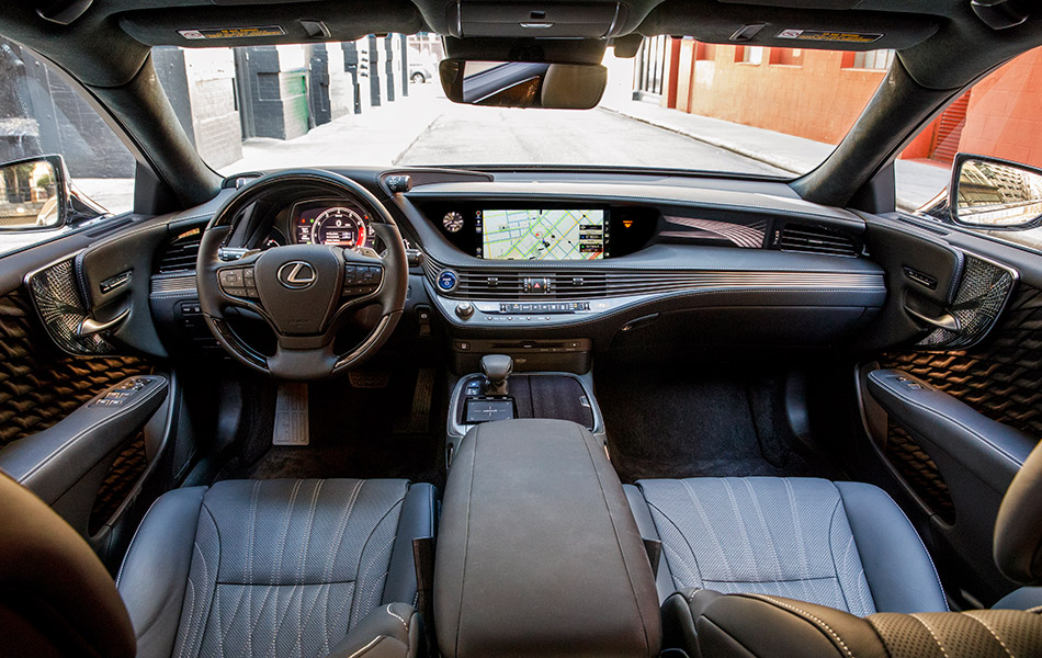 2018 Lexus Ls Gearculture