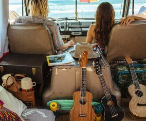 Fender California Coast Ukulele Series
