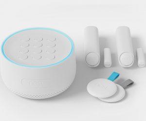Nest Secure Alarm System