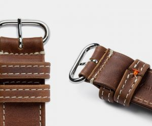 Pad & Quill Heritage Apple Watch Band