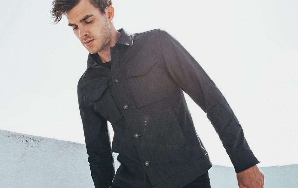 Mission Workshop Stack Denim Jacket