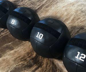 Killspencer Weighted Medicine Ball