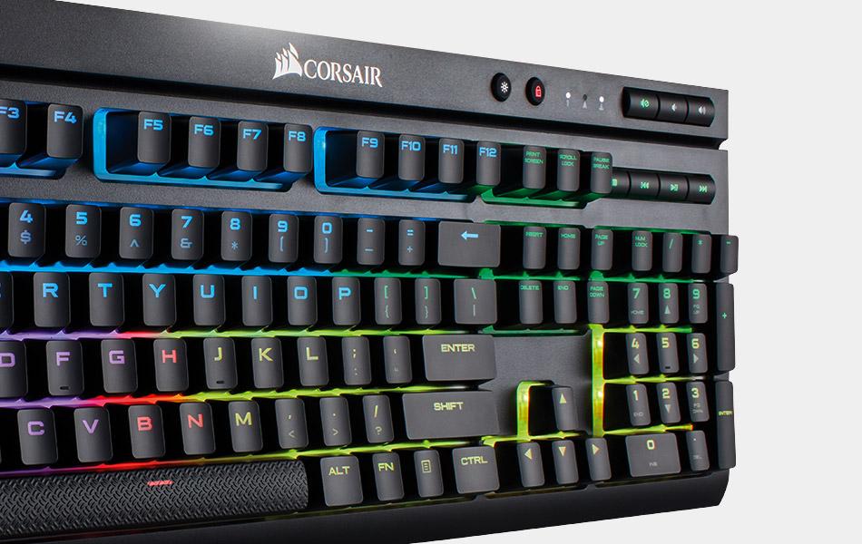 Corsair K68 Spill-Proof Gaming Keyboard