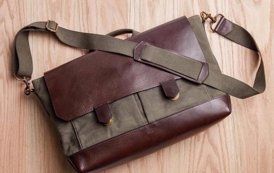 Otter Pass Messenger Bag