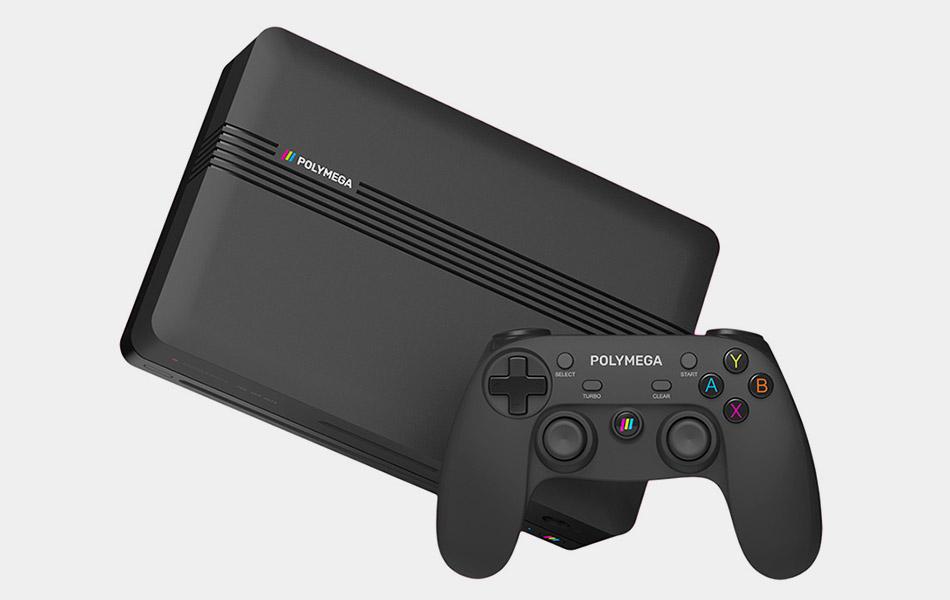 Polymega Gaming System