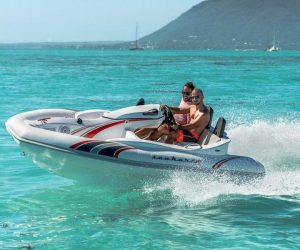 Seakart Hybrid Watercraft