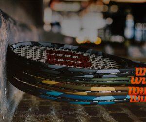 Wilson Camo Racket Collection