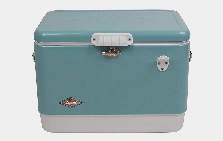 Coleman Vintage Cooler