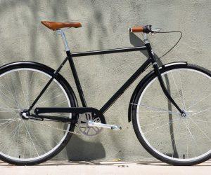 Elliston Deluxe City Bike
