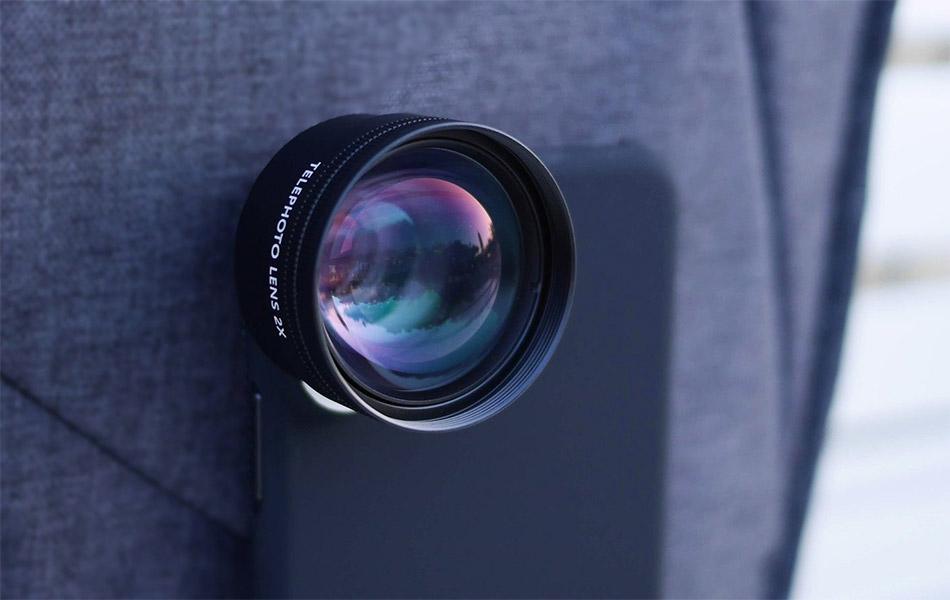 Sandmarc Photography Lenses for iPhone