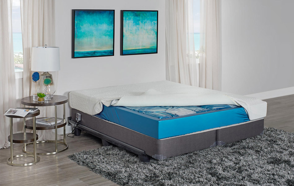 Afloat Modern Waterbed