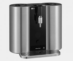 LG HomeBrew Beer Machine