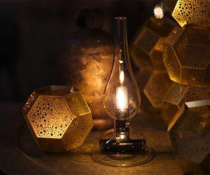 Midnight Oil – LED Oil Lamp