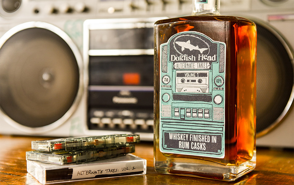 Dogfish Head Alternate Takes: Volume 1 Whiskey