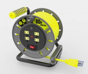 MasterPlug Portable Cable Reel
