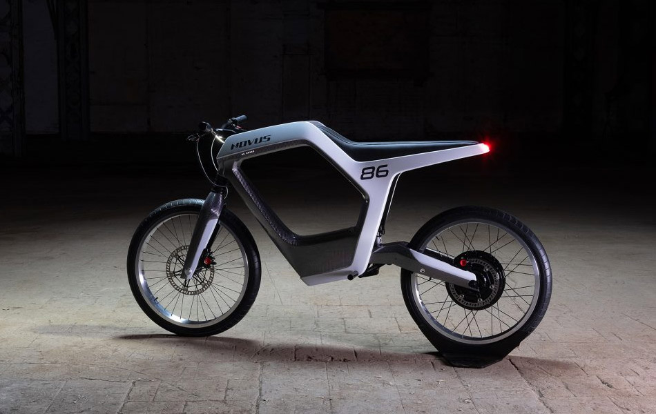 Novus Electric Motorbike
