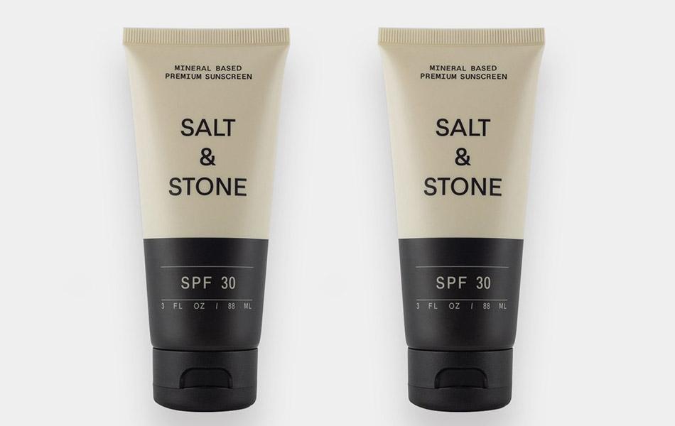 Salt & Stone Organic Sunscreen