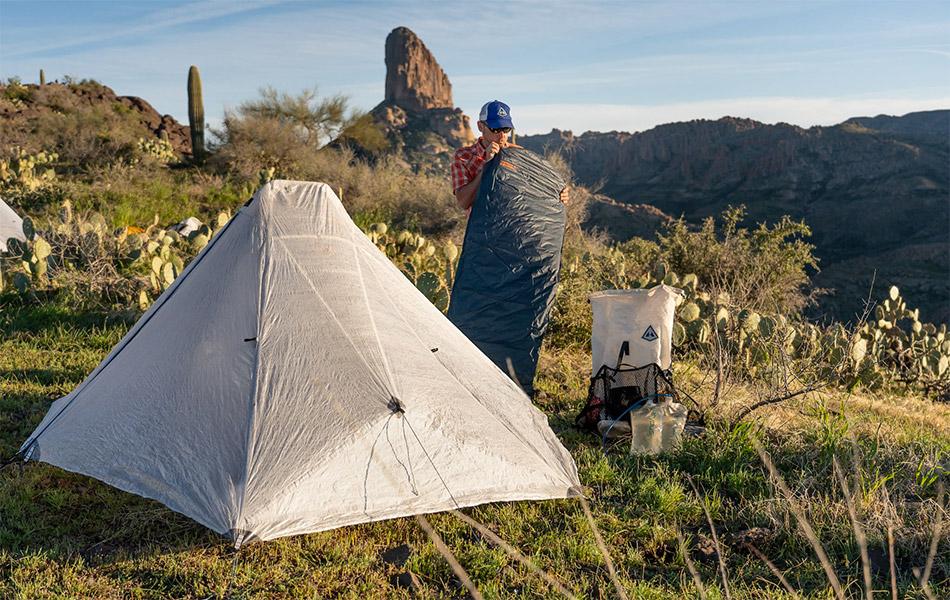 Hyperlite Dirigo 2 Tent