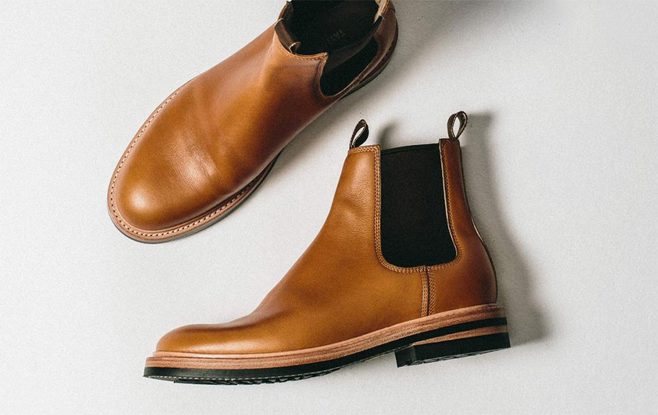 Taylor Stitch Ranch Boot